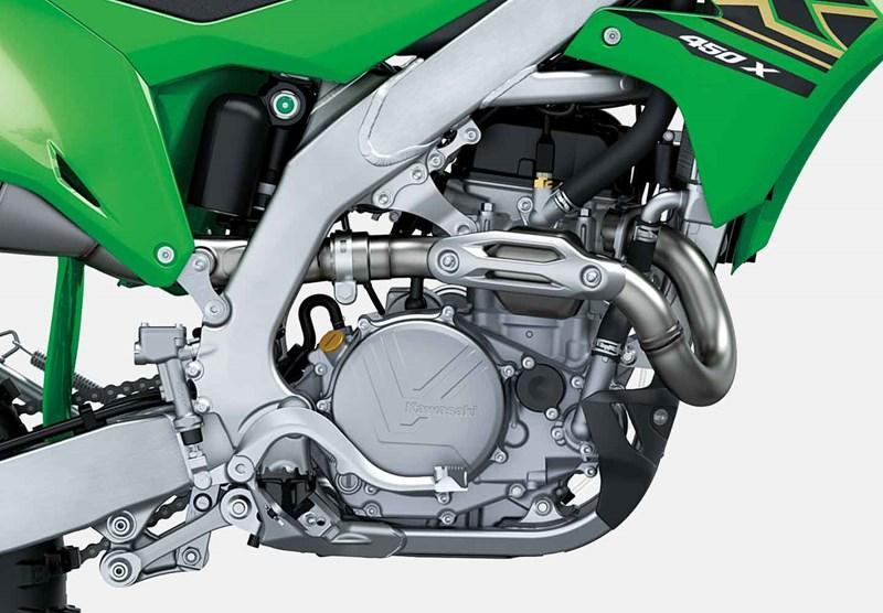 RENDIMIENTO DEL MOTOR KX™