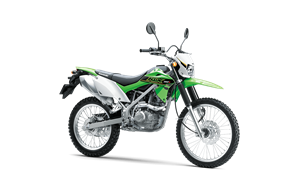 KLX®150L 3/4 mobile navigation product view