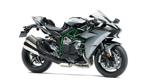NINJA H2™ 3/4 mobile navigation product view