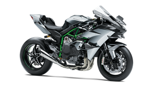 NINJA H2™R 3/4 mobile navigation product view