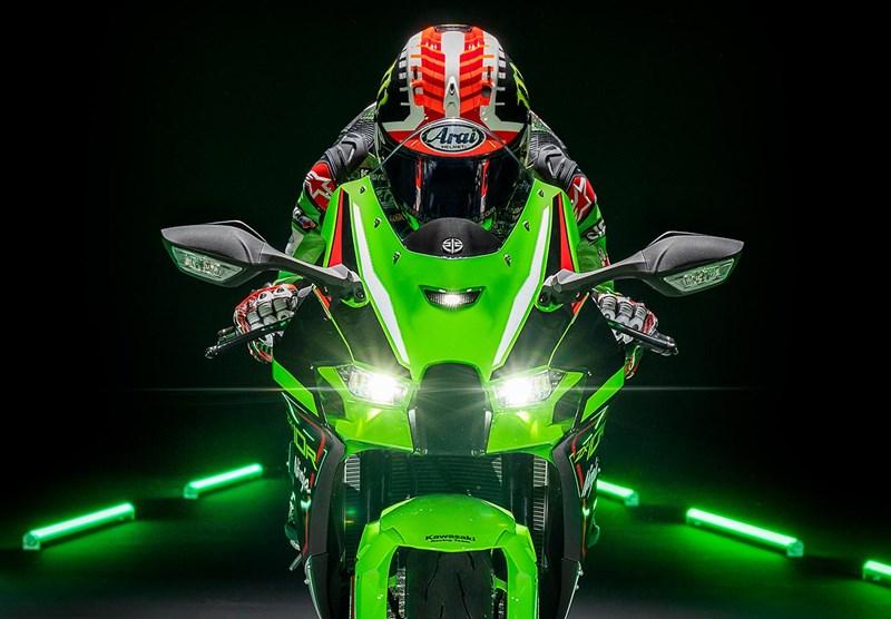 Kawasaki Cornering Management Function