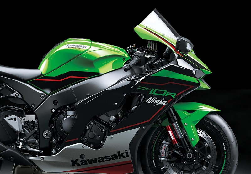 Kawasaki Launch Control Mode