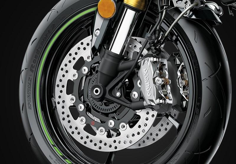 Premium Brembo® Brakes