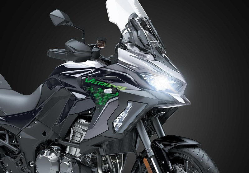 Signature Kawasaki Styling