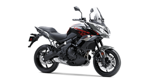 VERSYS® 650 3/4 mobile navigation product view