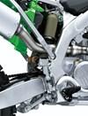 KX™250 rear suspension